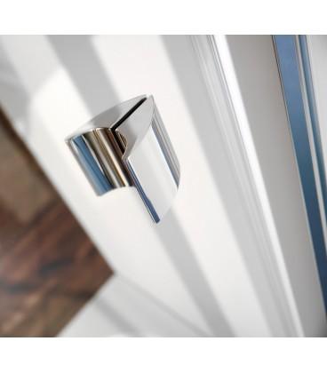 Espira porte pivotante avec 2 parties fixes