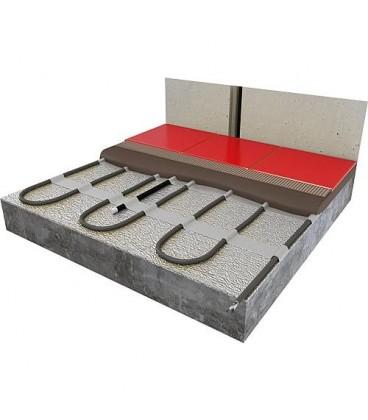 Cable pour chauffage au sol pour béton et chape