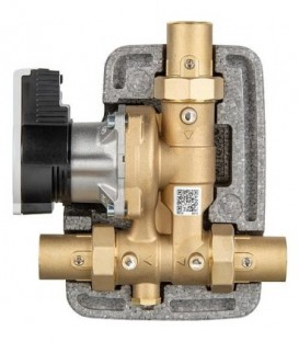 """Kit chargement a combustion Easyflow MCCS, DN25(1""""), 72°C Wilo Para 25/8 SC"""