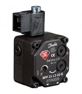 Pompe de bruleur fioul BFP 21L3 LES Danfoss 071N3225