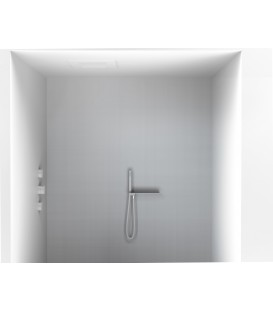 Douche Thermostatique 3 voies INCOOL (blanc)