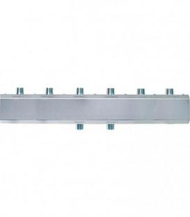 """Repartiteur de cuive WS Type HV70-3 3 groupes avec isolation 1"""", acier galvanise"""