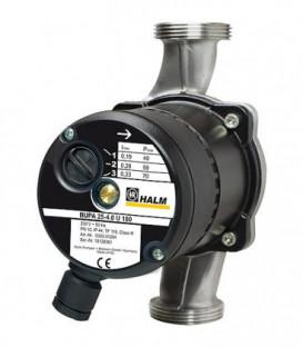 circulateur Halm BUPA(N) 15-6.0 N 130, Longueur 130 mm 230 V