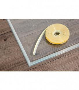 Accessoire poele joint à levre pour plque sol longueur: 4,50m