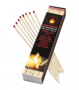 Bois de combustion extra-long 270x4mm, 50 pcs