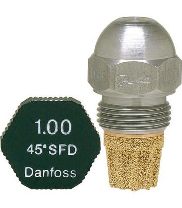 Gicleur Danfoss 0,45/80°SFD