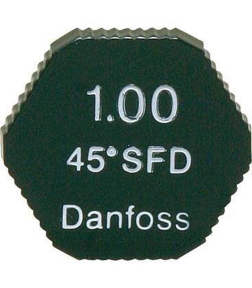 Gicleur Danfoss 1,65/45°SFD