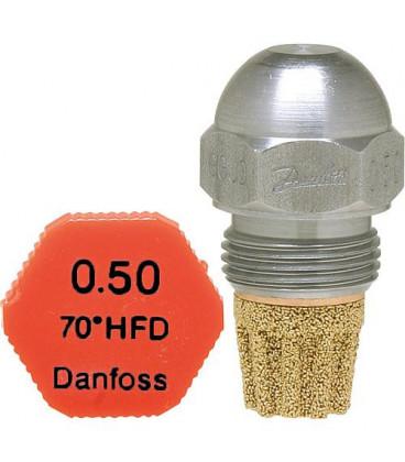Gicleur Danfoss 1,25/80°HFD