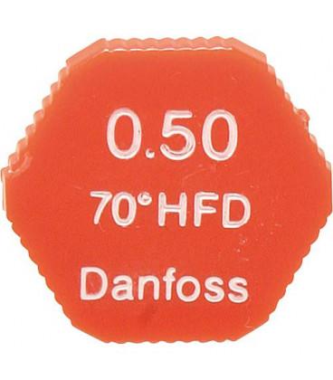 Gicleur Danfoss 1,65/80°HFD