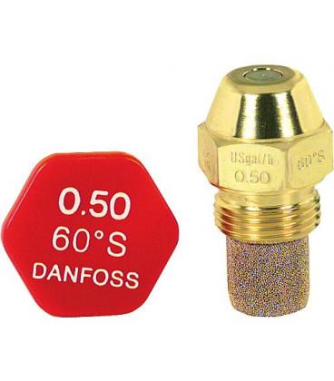 gicleur danfoss 0,60/45°S