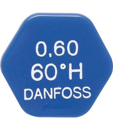 gicleur Danfoss 0,75/60°H PL. 2252