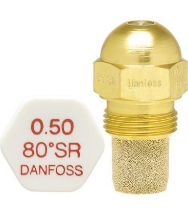 DASR 005 06 gicleur Danfoss 0.50/60°SR