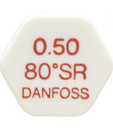 gicleur Danfoss 0.75/80°SR