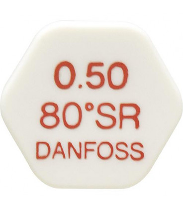 DASR 006 58 gicleur Danfoss 0.65/80°SR