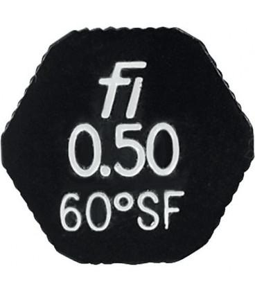 Gicleur Fluidics Fi 6,50/80°SF