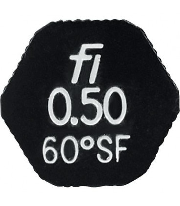 Gicleur Fluidics Fi 7,50/80°SF