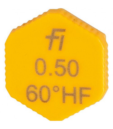 Gicleur Fluidics Fi 5,00/45°HF