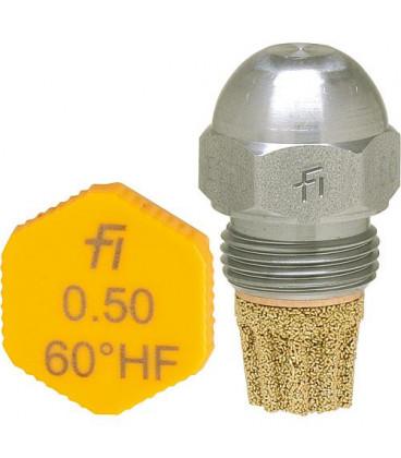 Gicleur Fluidics Fi 5,00/60°HF