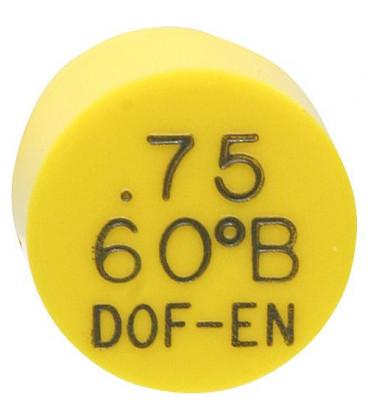 Gicleur Del-o-Flo 0,65/80°B