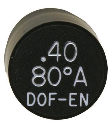 Gicleur Del-o-Flo 0,40/80°A
