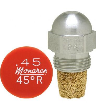 Gicleur Monarch 1,25/80°R