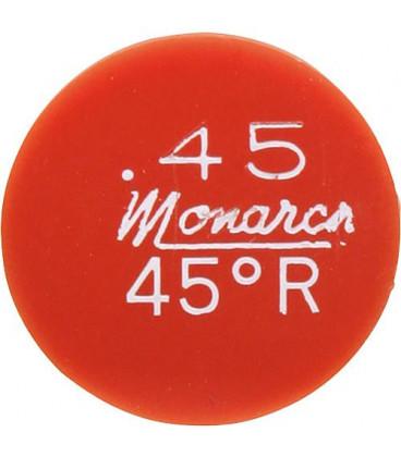 Gicleur Monarch 0,60/45°R