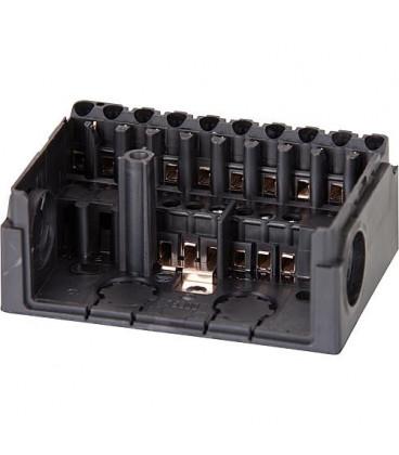 Socle Satronic S98-9 pôles pour TF/TFI sans plaque PG