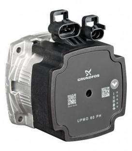 Tete de pompe de rechange Grundfos UPMO-60 pour clapet de chargement fonte gris, vieux