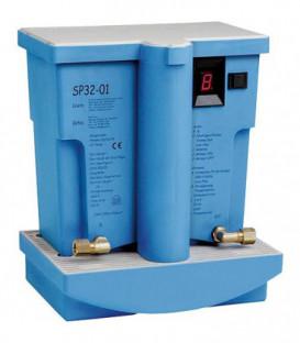Eckerle Groupe de pompe aspirante SP 32 remplace SP 32/01 avec interrupteur electronique de defaillance et cuve de r