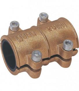 Collier d'etancheite en laiton 28mm pour eau PN 10 jusqu'a 90°C selon DIN 1786