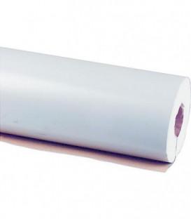 Tube isolant avec mousse polyurethane mi-dure (100%) 15mm x 1000 Epaisseur 20 mm