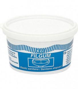 Filgum Mastic sanitaire pot 200g