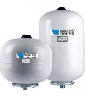"""Watts: Vase d expansion sanitaire 12litresL-raccord M3/4"""" Diam.270mm Hauteur 264mm-pregonflage 3 bar"""