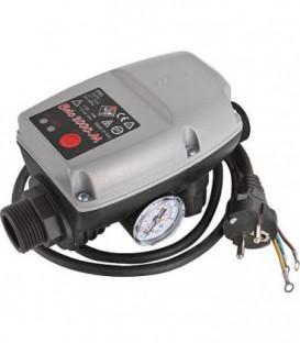 Controleur de pression et débit électronique Brio- 2000-M 230V - 50Hz avec mano 0-12b