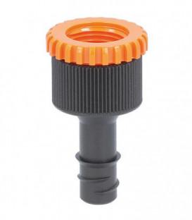 """Element robinet fem. DN15(1/2"""") +DN20(3/4"""") pour tube de pose DN15(1/2"""")"""