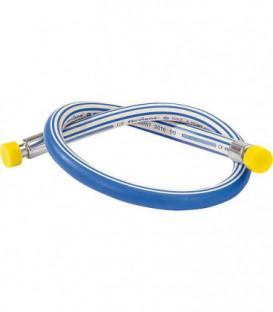 flexible gaz Elastomer gaz naturel 1,25m à remplacer tous les 10 ans
