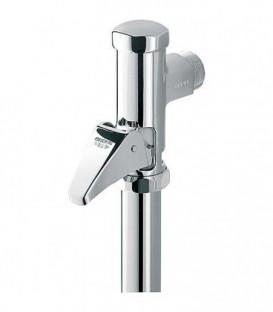 DAL automatique pour WC GROHE StarLight avec réglage flux rincage laiton chromé