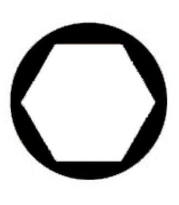 Vis tete hexagonale DIN 933 A2 filetée jusqu'a la tete diam. 12x35mm, UE 100 pcs