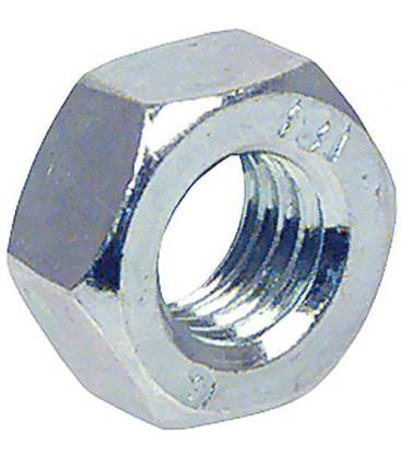 Ecrou hexagonal classe 8 DIN 934 M 12, UE 200 pcs