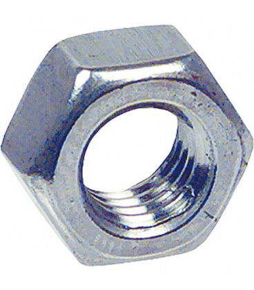 Ecrou 6 pans inoxA4 DIN 934/ISO 4032, M10 Emballage 200 Pieces