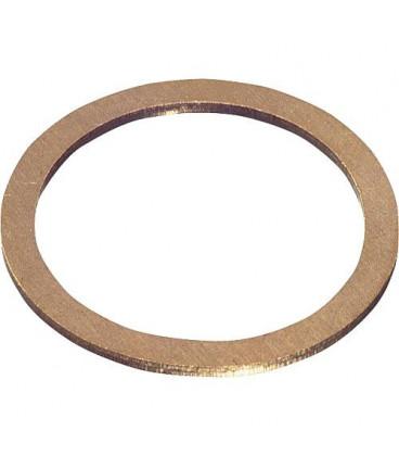bague d'etancheite DIN 7603 A cuivre massif, dim. : 18 x 22 mm emballage 100