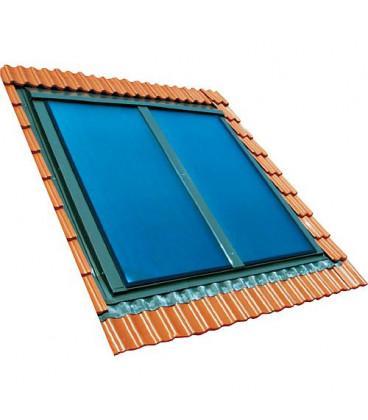 Capteurs plans intégration toiture Sunex type SX 2.51 2,51 qm
