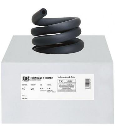 Isolation solaire haute température 22mm épaisseur 19mm 1 carton 10m