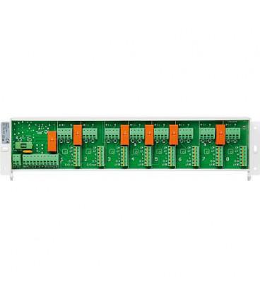 Regulation de repartiteur EVENES Type ASV8-001H/2, 230V, chauffe/ froid pour 8 circuits