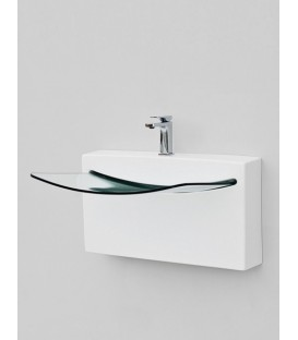 Lavabo CRYSTAL WALL