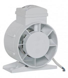 Ventilateur de tuyaux Type TEF-100 Montage pour tuyaux NW100
