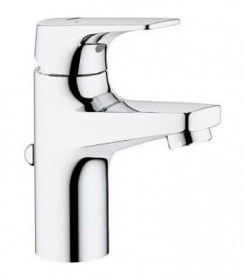 Mitigeur lavabo Grohe Bauflow chromé, S-Size