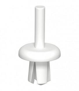 Rivet a expansion 6 mm, gris clair type KSN 2 / 100 pcs