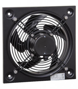 Ventilateur mural 350 mm Capacite 2970m³/h HXBR/4-355