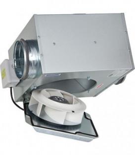 Helios SlimVent SVS 125 B Extracteur radial plat, 230V 50Hz, IP44